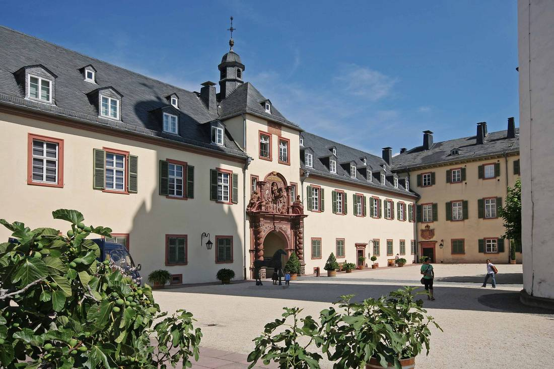 Bad Homburg Schlosshof