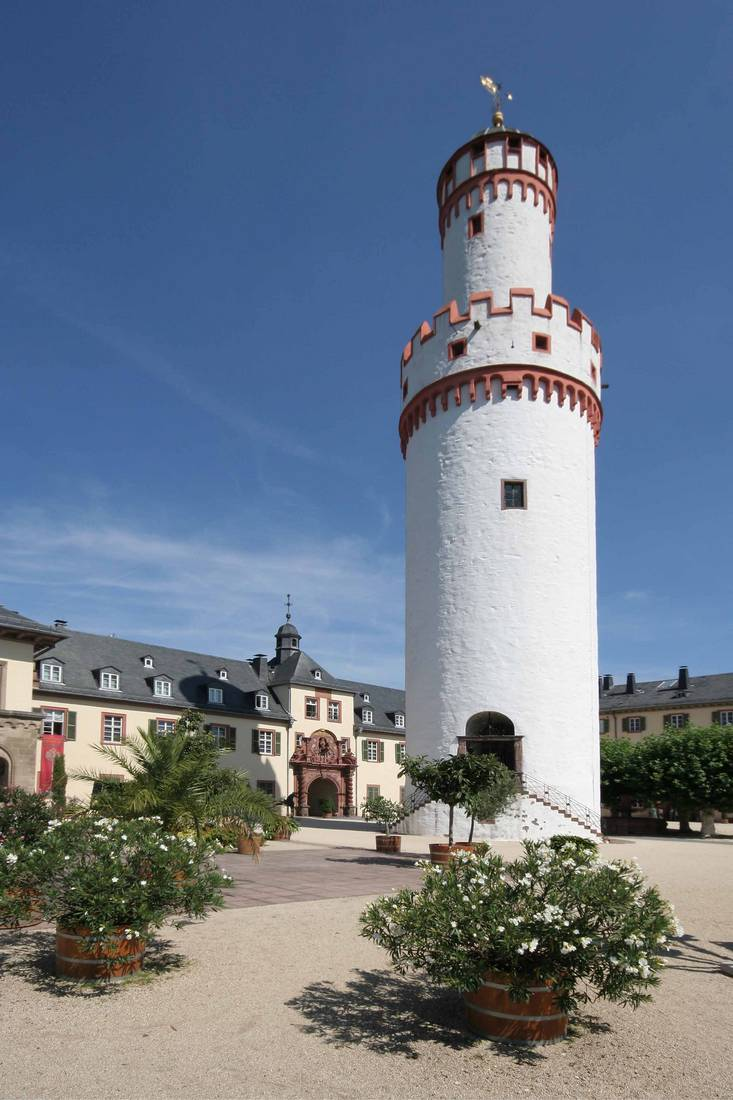 Bad Homburg Weisser Turm