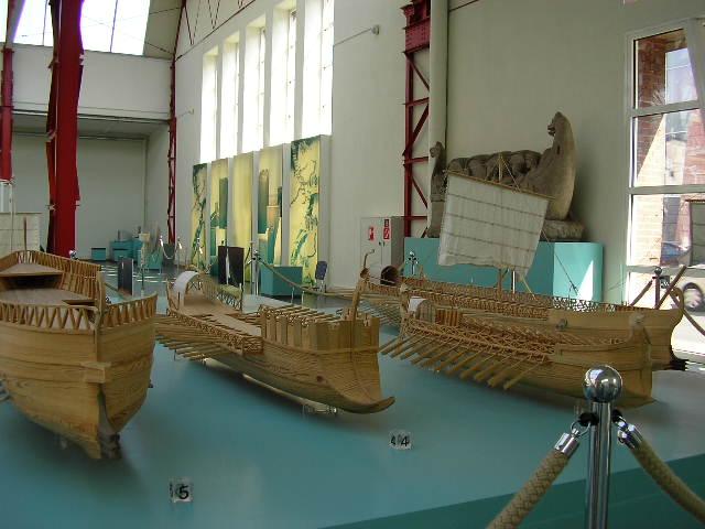 hinweis mainz museum f r antike schiffahrt wiederer ffnung am rom forum. Black Bedroom Furniture Sets. Home Design Ideas