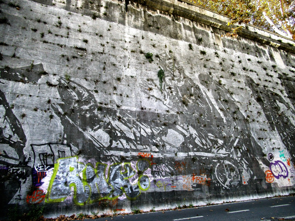 Kentridge: La Morte di papa Gregorio VII