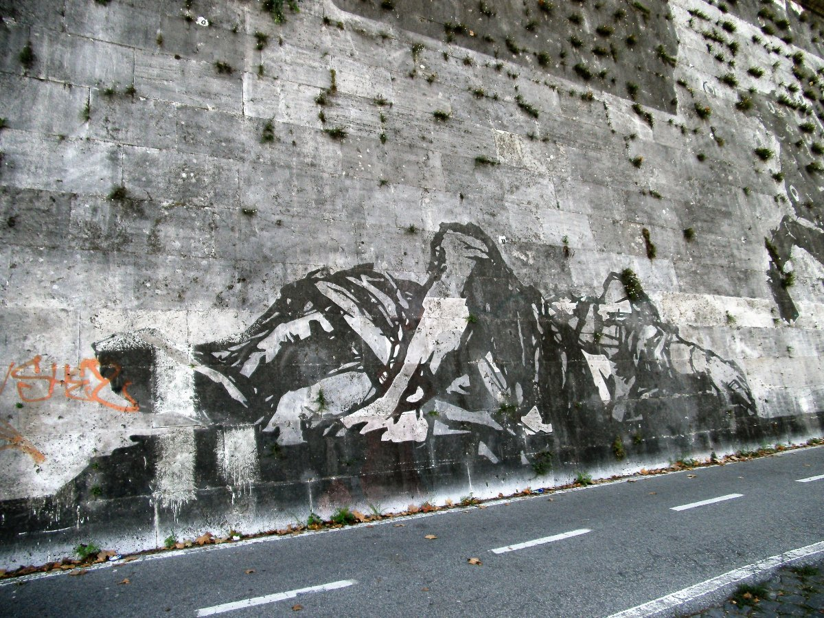 Kentridge: La morte di Remo
