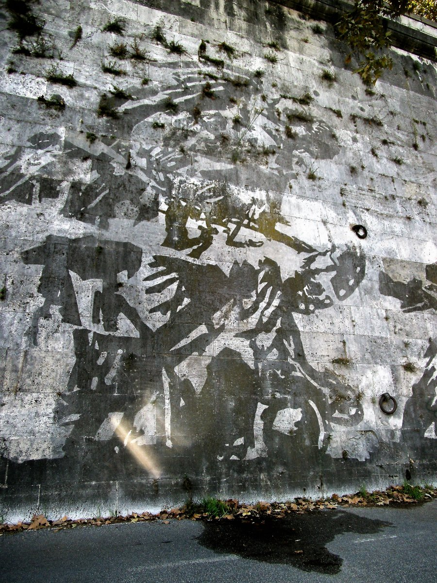 Kentridge: Vittoria alta III