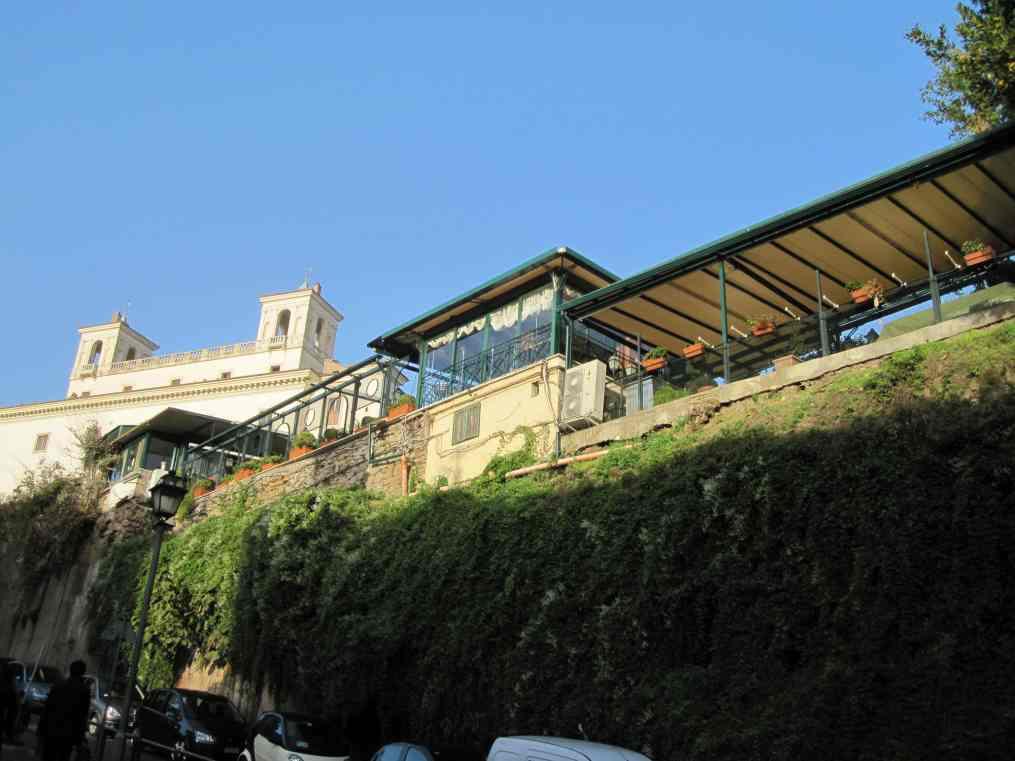 Ristorante Villa Medici Roma
