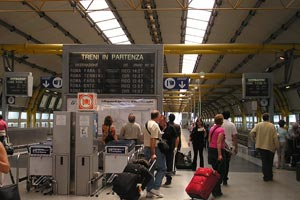 Flughafentransfer Fiumicino Aeroporto Leonardo Da Vinci